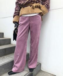 AMERI(アメリ)のCORDUROY PANTS(パンツ)