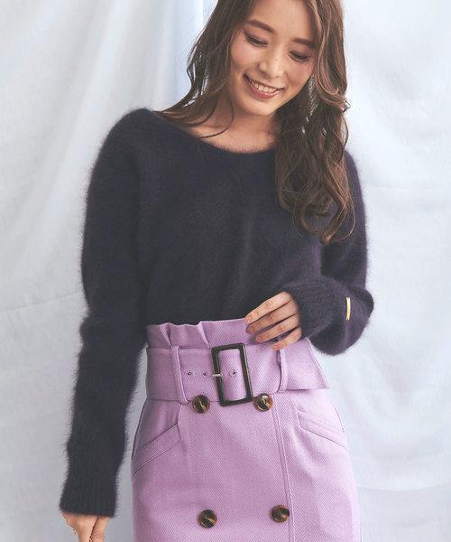 完成品 ラクーンニット(ニット/セーター) Noela(ノエラ)のファッション通販, ギョウダシ:ff1f3439 --- blog.buypower.ng