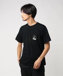 STAR CIRCLE WOMAN ポケット付Tシャツ