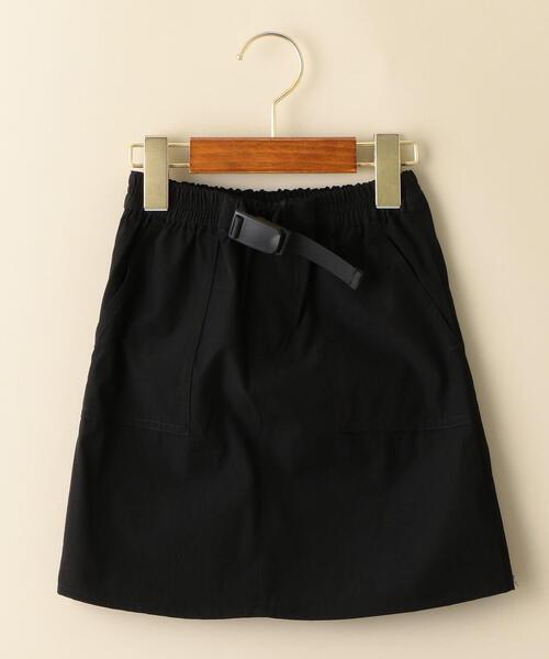 【キッズ】SC GLR  ユーティリティ スカート 18F