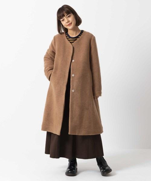 【高知インター店】 【セール】HOODED COAT(その他アウター)|MILKFED.(ミルクフェド)のファッション通販, イワツキシ:97c4b5fa --- 5613dcaibao.eu.org