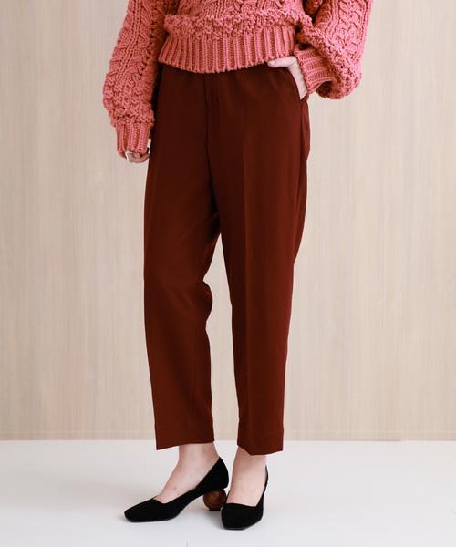 日本最大級 【セール】ウールハイウエストパンツ(スラックス)|PUBLIC TOKYO(パブリックトウキョウ)のファッション通販, 塚本無線:acd18794 --- cartblinds.com