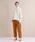 PUBLIC TOKYO(パブリックトウキョウ)の「ウールハイウエストパンツ(スラックス)」 詳細画像