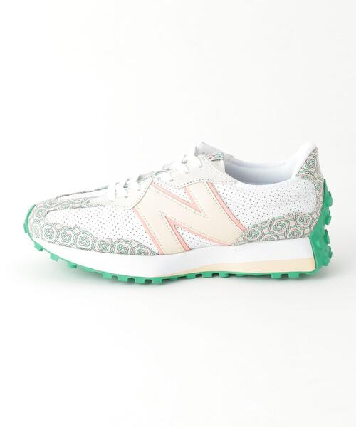 "Casablanca × New Balance MS327 ""AFTER THE RAIN COMES THE RAINBOW""■■■"
