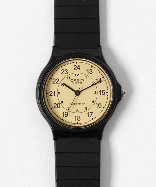 09540adf8b CASIO(カシオ)のCASIO / カシオ スタンダード クォーツ腕時計 MQ-24-1B2