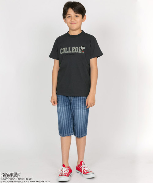 SNOOPY-T【COLLEGE】