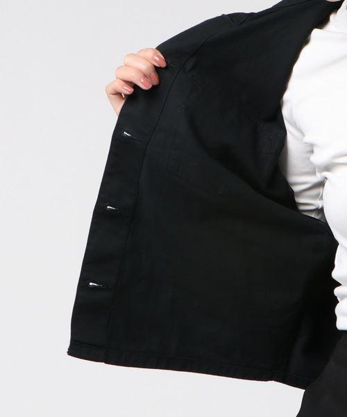 チノツイルジャケット