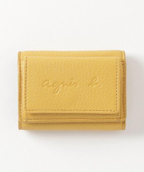 【メール便無料】 NW07-02 b. agnes ミニウォレット(財布)|agnes b.(アニエスベー)のファッション通販, カルメロ:4ea00e2e --- pyme.pe