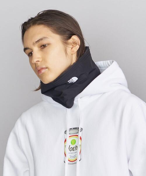 <THE NORTH FACE(ザノースフェイス)> REVERCIBLE NECK GAITER/ネックゲイター