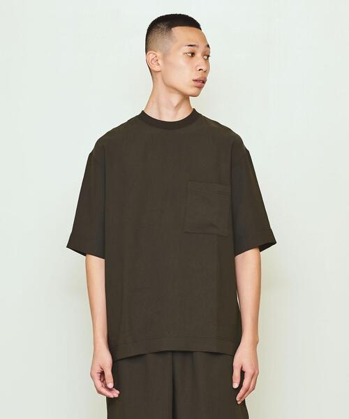 UNITED ARROWS & SONS by DAISUKE OBANA �T POCKET TEE†