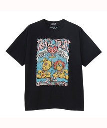 ROYAL TRUX/JABBER JAW 3711 プリント Tシャツ