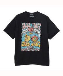 ROYAL TRUX/JABBER JAW 3711 プリント Tシャツ
