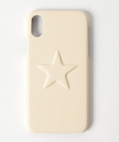 <CONTROL FREAK>スター iPhoneX モバイルケース