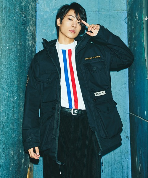 ArkAir×HYSTERIC/UNLINED SMOCK