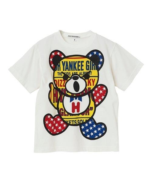 PATCH BEAR Tシャツ【XS/S/M】