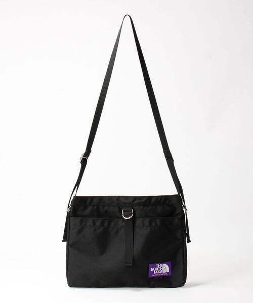 <THE NORTH FACE PURPLE LABEL(ザノースフェイス パープルレーベル)> SMALL SHOULDER BAG/バッグ