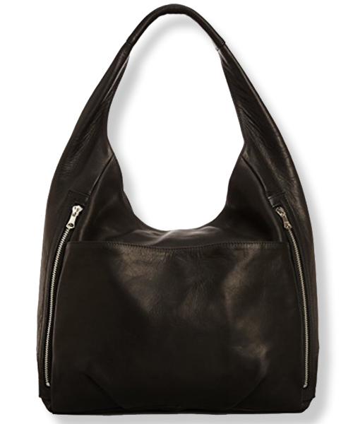 DECADE(ディケイド)の「デュアルスカウレザー・ワンハンドトート DECADE(No-00635) Duals Cow Leather One Hand Tote Bag ディケイド(ショルダーバッグ)」 ブラック