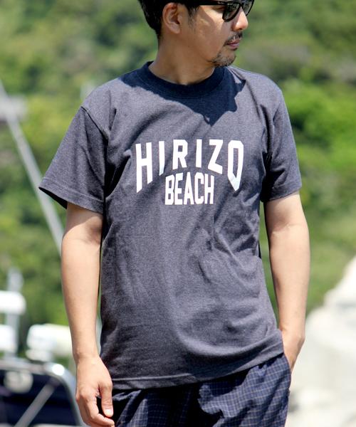【GLUTTONOUS/ グルトン】GLUTTONOUS SPORTS ヒリゾ ビーチ Tシャツ