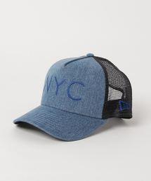 NEW ERA(ニューエラ)の「 NEWERA YOUTH 940 JPDENIM NYC     b964e1e0f16