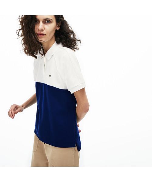 日本初の 【セール】カラーブロッキングポロ(ポロシャツ)|LACOSTE(ラコステ)のファッション通販, コトナミチョウ:d55290de --- skoda-tmn.ru