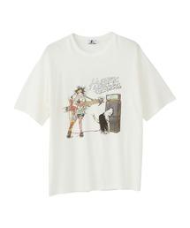 DWIKY KA×HYSTERIC GLAMOUR/Tシャツホワイト