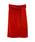 Re:EDIT(リエディ)の「レーヨン混ウエストリボンセミタイトスカート(スカート)」 レッド
