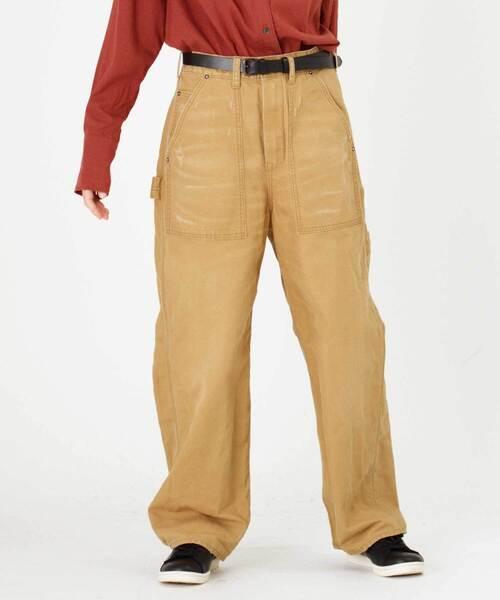 人気ブラドン 【セール メディア,R3531】R3531 ルーズワークパンツ(パンツ)|RNA-N(アールエヌエーエヌ)のファッション通販, 伊香保グリーン牧場:e805b507 --- fahrservice-fischer.de