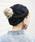 無(ム)の「ボンボンニットベレー(ハンチング/ベレー帽)」|詳細画像
