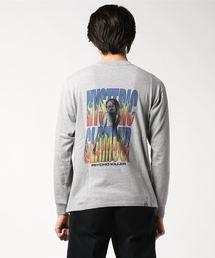 PSYCHO KILLER リブ付Tシャツ