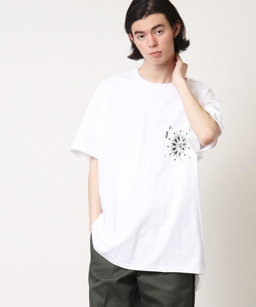 【 HAV-A-HANK / ハバハンク 】BANDANNA POCKET T-SHIRTS バンダナ ポケットTシャツ ポケT・・