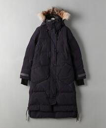 <CANADA GOOSE(カナダグース)>ALDRIDGE PARKA BLACK LABEL ダウンジャケット