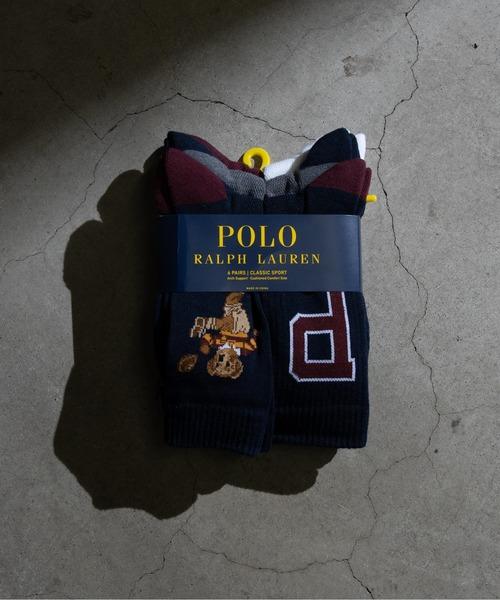 【22】〔POLO RALPH LAUREN / ラルフローレン〕 靴下