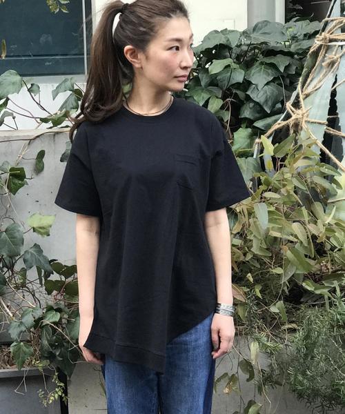 【WEB限定復刻】アシンメトリープルオーバー