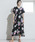 Emma Taylor(エマテイラー)の「【STYLEBAR】オリジナルフラワーラップドレス(ワンピース)」|詳細画像