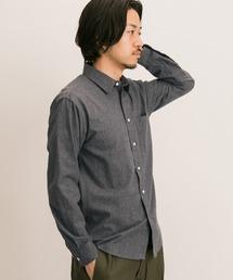 URBAN RESEARCH(アーバンリサーチ)のシャギー起毛シャツ(シャツ/ブラウス)