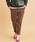 BEAUTY&YOUTH UNITED ARROWS(ビューティアンドユースユナイテッドアローズ)の「【WEB限定】by ※∴14W コーデュロイテーパードパンツ -ウォッシャブル-(パンツ)」|ダークブラウン