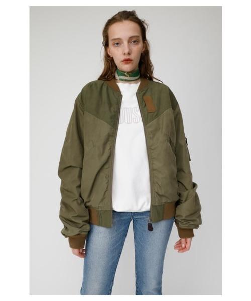 即日発送 PANELWORK Vintage Vintage MA-1(ブルゾン)|MOUSSY(マウジー)のファッション通販, あいづのハイカラさん:3c9f3f8f --- 5613dcaibao.eu.org