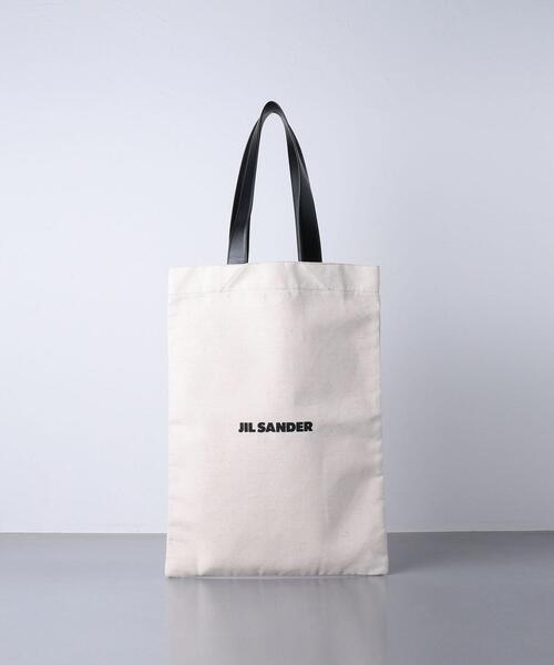 <JIL SANDER(ジル サンダー)>FLAT SHOPPER トートバッグ ■■■