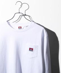BEN DAVIS(ベンデイビス)のWEGO/BEN DAVISポケットロンT(Tシャツ/カットソー)