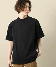 JUNRed(ジュンレッド)のUSAコットンモックネックT(Tシャツ/カットソー)