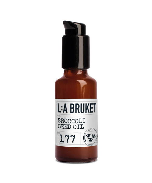 「L:A BRUKET/ラブルケット」 オーガニック フェイスオイル ブロッコリーシード オイル 30ml■