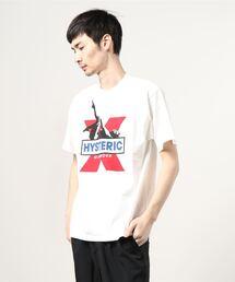 HYS X Tシャツホワイト