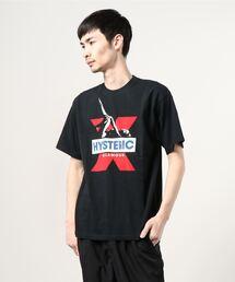 HYS X Tシャツブラック