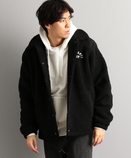 [カーハート]ST★ CARHARTT ARCH ボア コーチジャケット