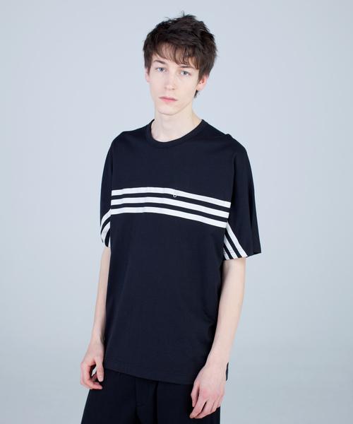 特別オファー M SS 3 PACKABLE STP PACKABLE SS TEE(Tシャツ Y-3/カットソー) Y-3(ワイスリー)のファッション通販, ケロポンズ公式ショップ:96675ce5 --- pyme.pe