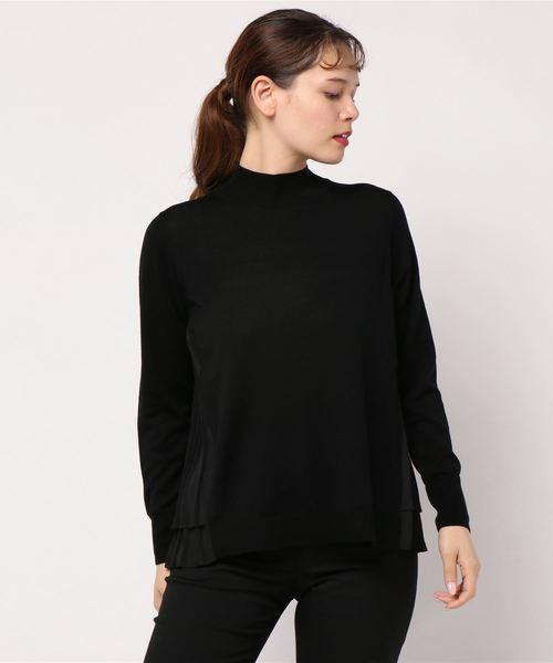 新品登場 後ろプリーツプルオーバー(ニット/セーター)|H/standard(アッシュ・スタンダード)のファッション通販, クロマツナイチョウ:a55d4470 --- pyme.pe
