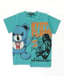 GIRL&HALF BEAR Tシャツ【XS/S/M】グリーン
