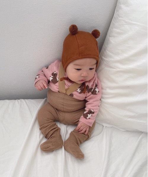 【SANSeLF】bonbon bear cap sank6