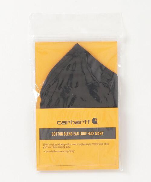【 carhartt / カーハート 】MASK 洗えて繰り返し使えるコットンマスク 105083・・