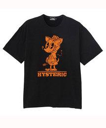 HEY JOEY プリント Tシャツ